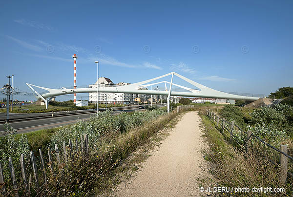 Knokke-Heist footbridge